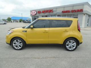 Used 2015 Kia Soul EX for sale in Owen Sound, ON