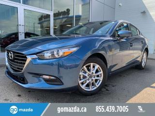 New 2018 Mazda MAZDA3 GS for sale in Edmonton, AB