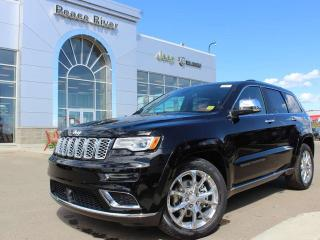 New 2019 Jeep Grand Cherokee Summit for sale in Peace River, AB
