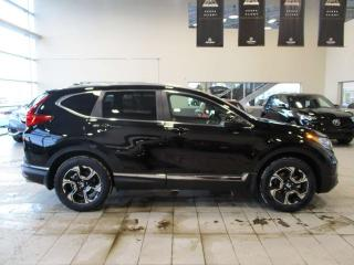 New 2019 Honda CR-V Touring Navigation Remote Start Sunroof for sale in Red Deer, AB