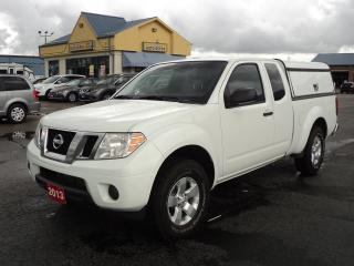 Used 2013 Nissan Frontier SV KingCab 4.0L 4x4 6ftBox Bluetooth for sale in Brantford, ON