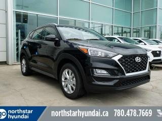 New 2019 Hyundai Tucson PREFERRED AWD:APPLE CARPLAY/PROXY KEY/SAFETY PKG/HEATED SEATS AND STEERING for sale in Edmonton, AB
