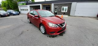 Used 2018 Nissan Sentra S for sale in Cornwall, ON