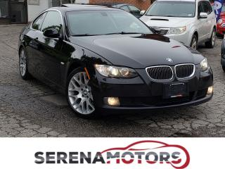 Used 2008 BMW 3 Series 328i | 6 SPEED MANUAL | SPORT PKG | NO ACCIDENTS for sale in Mississauga, ON