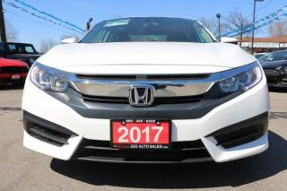 Used 2017 Honda Civic LX for sale in Brampton, ON