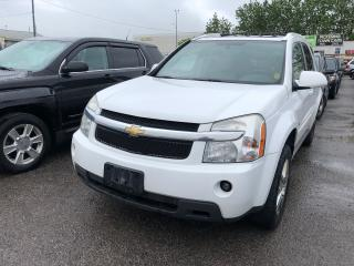 Used 2009 Chevrolet Equinox LT for sale in Pickering, ON