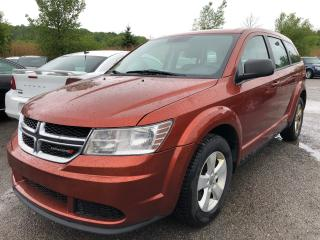 Used 2014 Dodge Journey Canada Value Pkg for sale in Pickering, ON