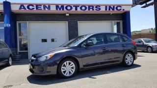 Used 2014 Subaru Impreza 2.0i- ALLOY RIMS, ONE OWNER for sale in Hamilton, ON