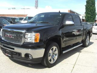 Used 2010 GMC Sierra 1500 SLE 4X4 CREW CAB for sale in London, ON