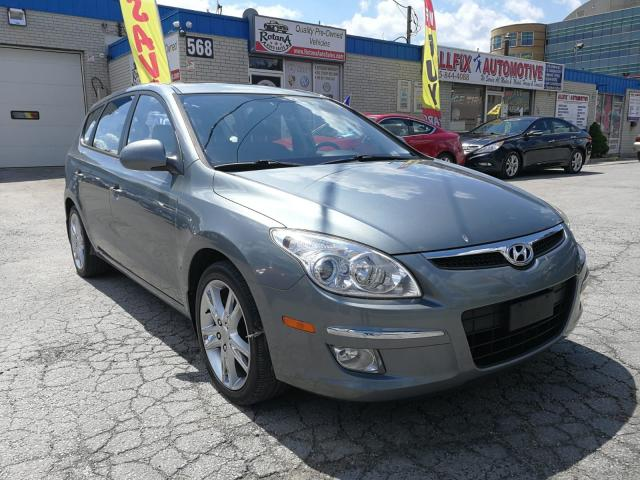 2011 Hyundai Elantra Touring GLS | Accident Free | Sunroof | Remote Start