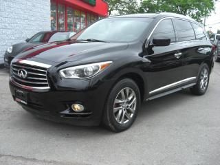 Used 2013 Infiniti JX35 AWD 7 Passenger for sale in London, ON