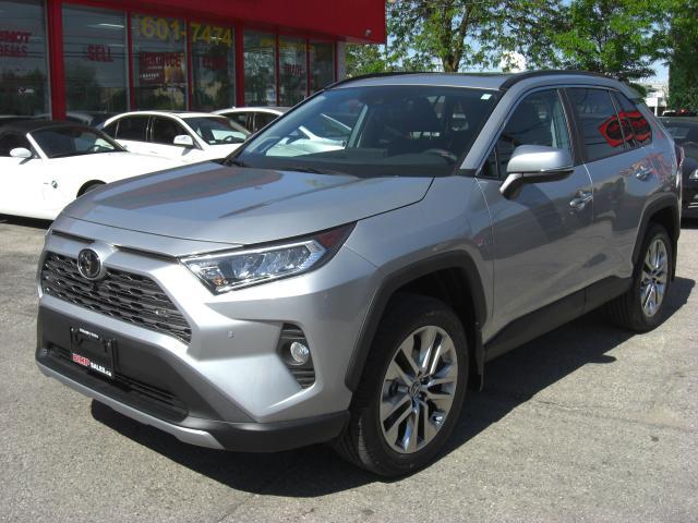 2019 Toyota RAV4 Limited 4WD *LIKE NEW*