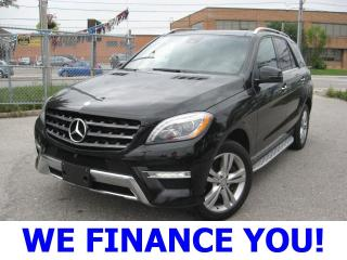 Used 2015 Mercedes-Benz M-Class ML 350 BlueTEC for sale in Toronto, ON