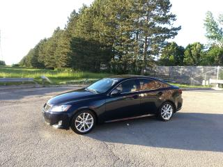 Used 2006 Lexus IS 350 for sale in Toronto, ON