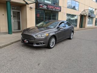 Used 2014 Ford Fusion SE **NAVIGATION**BACKUP CAM** for sale in North York, ON