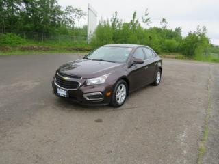 Used 2015 Chevrolet Cruze 2LT for sale in Fredericton, NB