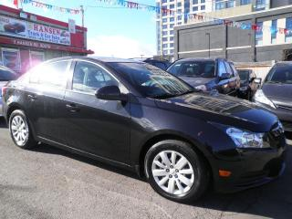 Used 2012 Chevrolet Cruze LT Turbo+ w/1SB for sale in Brampton, ON