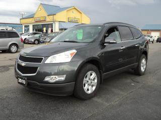Used 2010 Chevrolet Traverse 1LT 3.6L AWD 8 Passenger for sale in Brantford, ON
