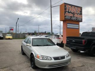 Used 2000 Toyota Camry LE**ONLY 136,000KMS**4 CYLINDER**AUTO**CERTIFIED for sale in London, ON