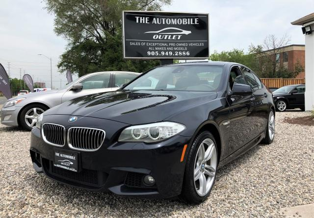2011 BMW 535xi 535i xDrive M PKG LOW KMS LOADED NAVI NO ACCIDENT