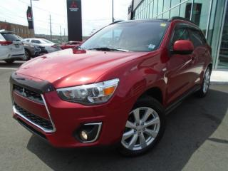 Used 2014 Mitsubishi RVR GT PREMIUM LEATHER NAV GLASS ROOF for sale in Halifax, NS