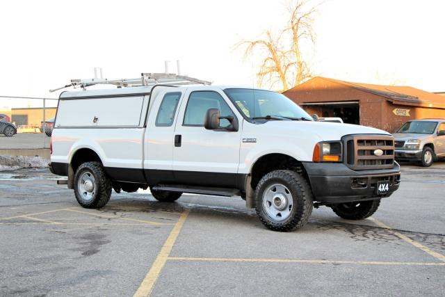 2006 Ford F-250 8FT 4X4