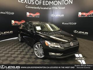 Used 2015 Volkswagen Passat comfort line for sale in Edmonton, AB