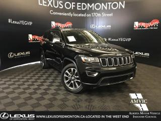 Used 2018 Jeep Grand Cherokee Limited for sale in Edmonton, AB