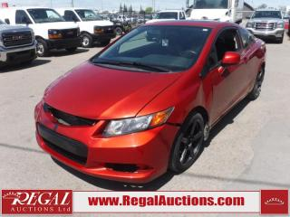 Used 2012 Honda Civic SI 2D Coupe 6SP 2.4L for sale in Calgary, AB