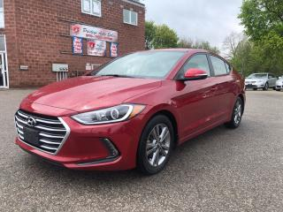 Used 2017 Hyundai Elantra SE/ONE OWNER/NO ACCIDENT/SAFETY INCLUDED for sale in Cambridge, ON