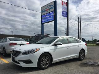 Used 2017 Hyundai Sonata *BACK-UP CAMERA*HEATED SEATS-DRIVER AND PASSENGER*BLUETOOTH* for sale in London, ON
