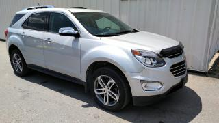 Used 2017 Chevrolet Equinox Premier AWD | Navigation | Sunroof | V6 for sale in Listowel, ON