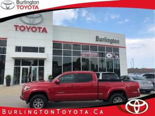 Used 2016 Toyota Tacoma SR5 Double Cab for sale in Burlington, ON