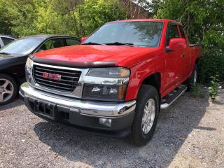 Used 2012 GMC Canyon SLE w/1SD for sale in Markham, ON