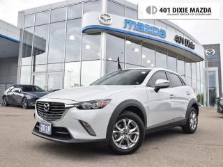 Used 2018 Mazda CX-3 GS|ONE OWNER|NO ACCIDENTS|1.9%FINANCERATEAVAILABLE for sale in Mississauga, ON