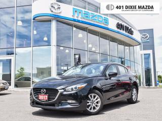 Used 2017 Mazda MAZDA3 GS|ONE OWNER|1.9% FINANCE AVAILABLE for sale in Mississauga, ON