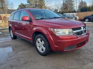 Used 2009 Dodge Journey SXT 7 Passenger for sale in Waterdown, ON