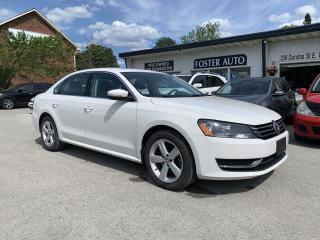 Used 2015 Volkswagen Passat COMFORTLINE for sale in Waterdown, ON