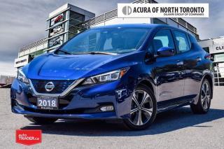 Used 2018 Nissan Leaf SV Electric Vehicle| Blind Spot| Navigation for sale in Thornhill, ON