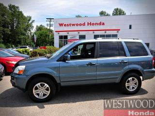 Used 2005 Honda Pilot EX w/ Leather - w/ Leather for sale in Port Moody, BC