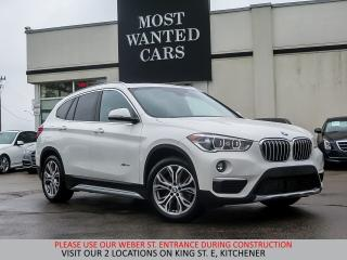 Used 2016 BMW X1 CAMERA | PANORAMIC SUNROOF | DISTANCE WARNING | HE for sale in Kitchener, ON