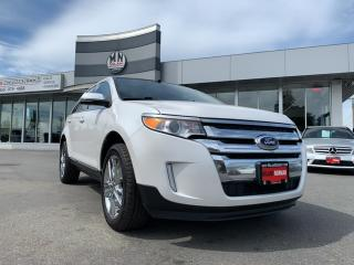 Used 2013 Ford Edge Limited for sale in Langley, BC