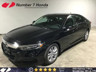 Used 2018 Honda Accord LX| Backup Cam| 6-Speed Manual| Bluetooth| for sale in Woodbridge, ON
