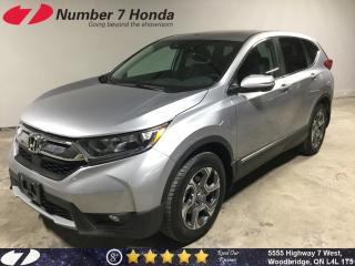 Used 2017 Honda CR-V EX-L| Sunroof| Leather| All-Wheel Drive| for sale in Woodbridge, ON