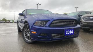 Used 2014 Ford Mustang CONVERTIBLE 3.7L V6 PREMIUM HEATED LEATHER SEATS for sale in Midland, ON