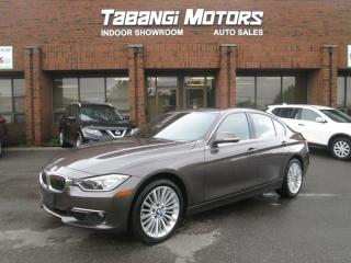 Used 2015 BMW 3 Series 328i xDrive | NO ACCIDENTS | NAVIGATION | REAR CAM | SUNROOF for sale in Mississauga, ON