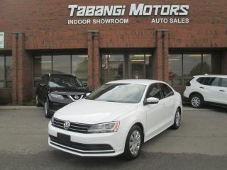 Used 2015 Volkswagen Jetta BIG SCREEN | REAR CAM | HEATED SEATS | B\T for sale in Mississauga, ON