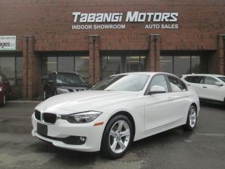 Used 2015 BMW 3 Series 320i xDrive | NO ACCIDENTS | NAVIGATION | LEATHER | B\T for sale in Mississauga, ON