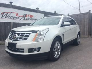 Used 2013 Cadillac SRX Premium for sale in Stittsville, ON