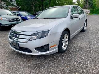Used 2012 Ford Fusion SE FWD, 4 cylinder, auto, sunroof, a/c for sale in Halton Hills, ON